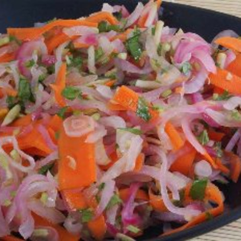 Pickled Red Onion Relish