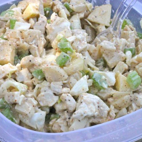 Picnic Chicken Salad