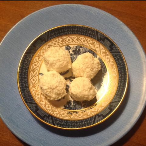Pineapple Snowballs
