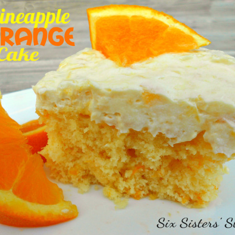 pineapple dream cake pineapple orange dump cake 6540