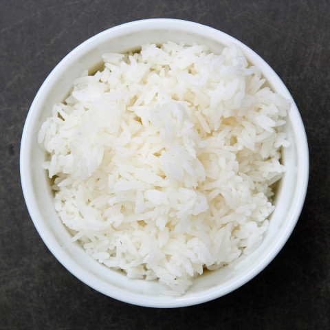 Plain White Rice