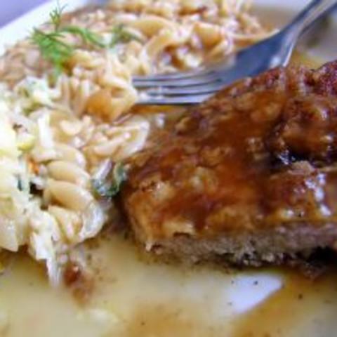 Pork Chops and Gravy