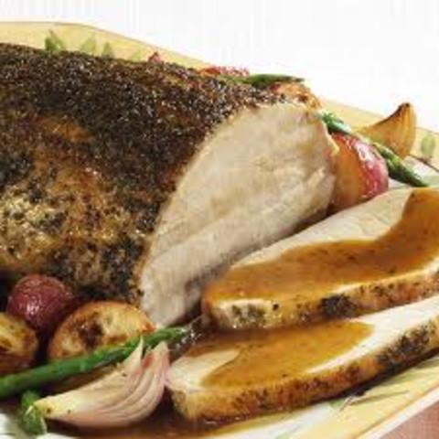 Pork - Savory Pork Roast