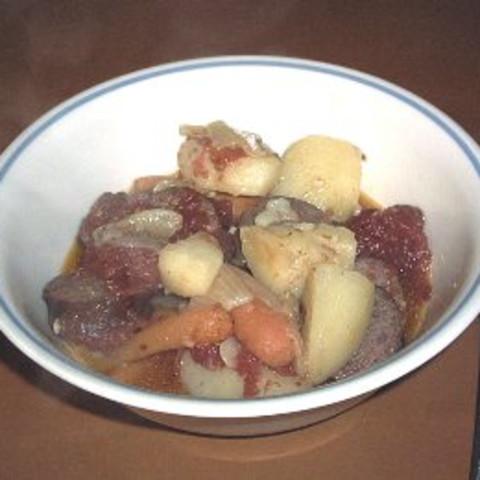 Potato and Sausage Stew