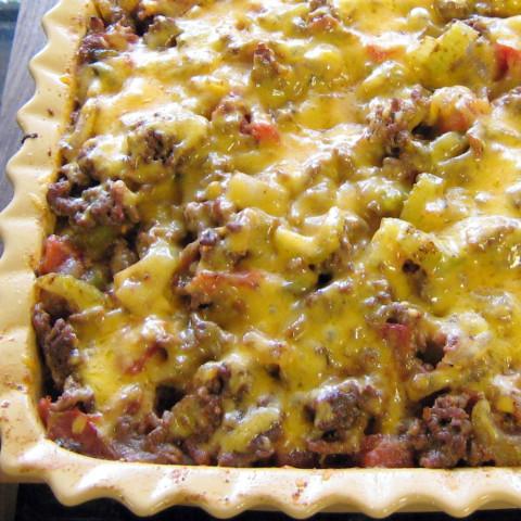 Potato-Beef Casserole