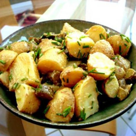 Potato-Greek Salad
