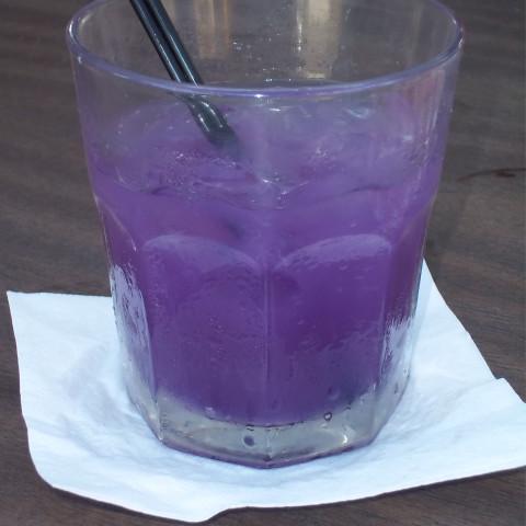 Purple Flip Flop