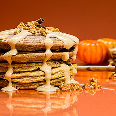 Quest®'s Pumpkin Pie Pancakes