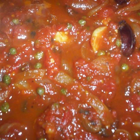 Quick Puttanesca Sauce