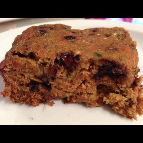 Quinoa Zucchini Bread