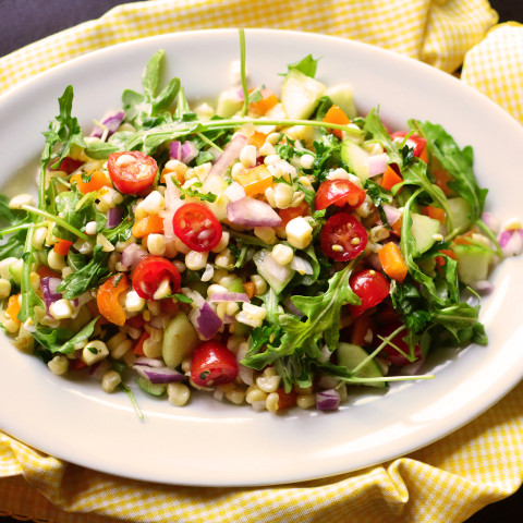 Rainbow Summer Salad