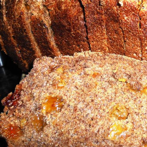 Raisin cinnamon bread maker bread