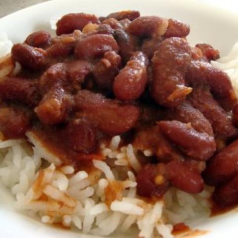 Red Kidney Beans Rajma
