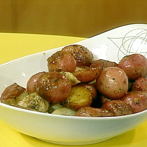 Red Potatoes and Thyme