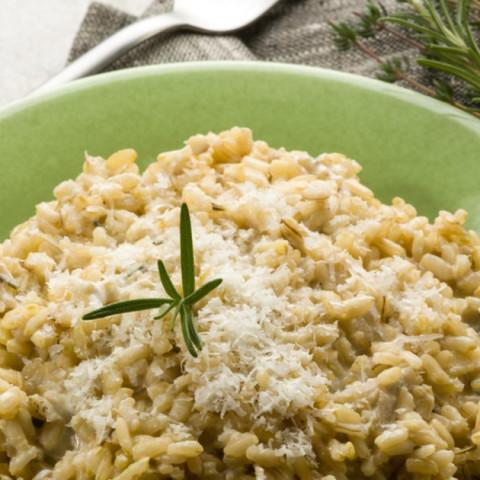 Risotto con Parmigiano-Reggiano