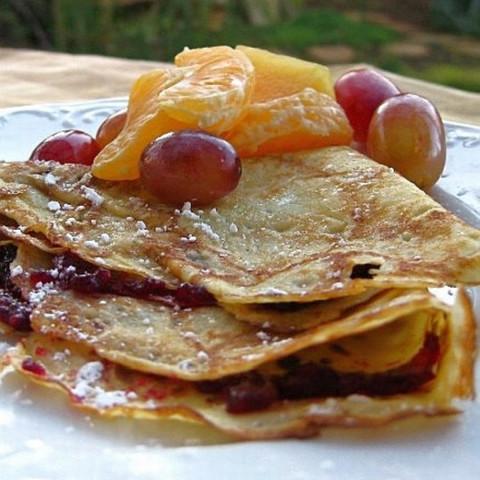 Rita's Swedish Pancakes