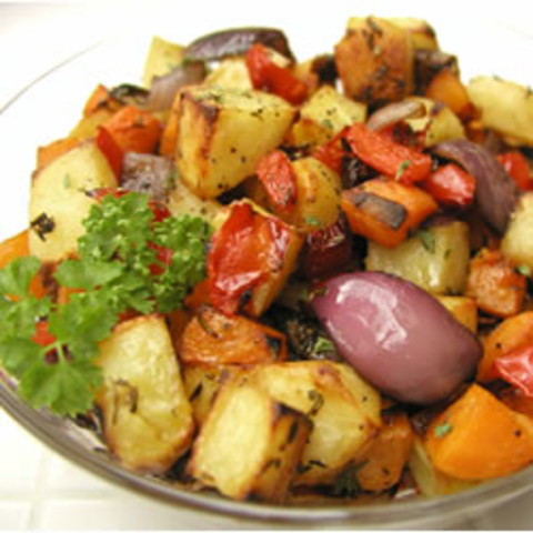 Http Www Food Com Recipe Oven Roasted Vegetables