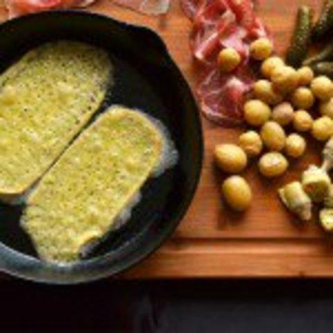 Romantic Dinner Idea: Raclette