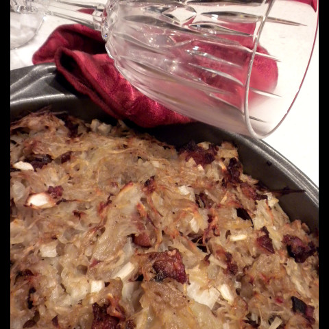 Rosti (Swiss Fried Potatoes)