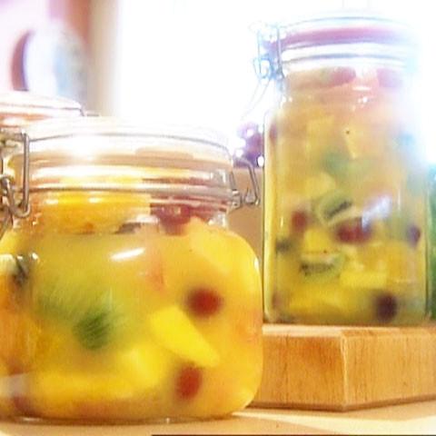 Salade de fruits qui tient le coup