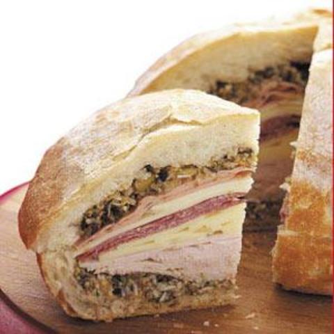 Sandwich - Muffuletta