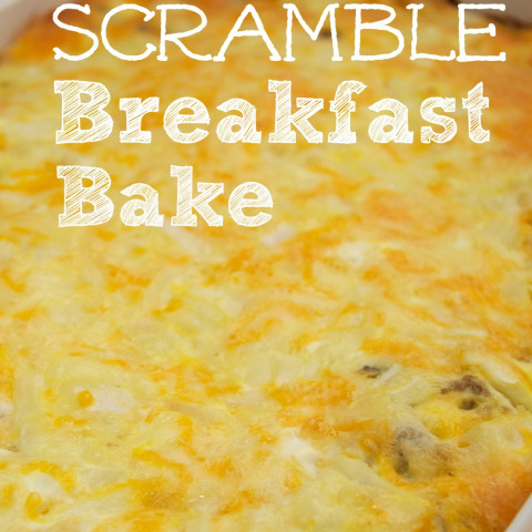 Sausage and Egg Scramble