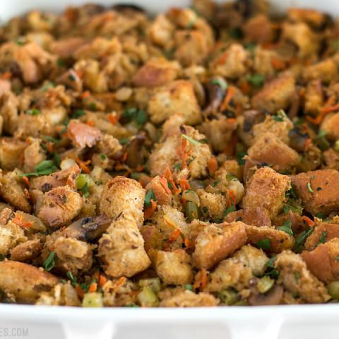 Savory Vegetable Stuffing