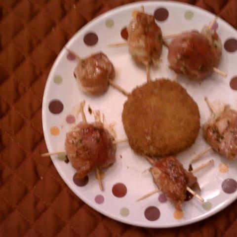 Scallop And Prosciutto Bites