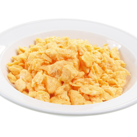 Scrambled Eggs for One
