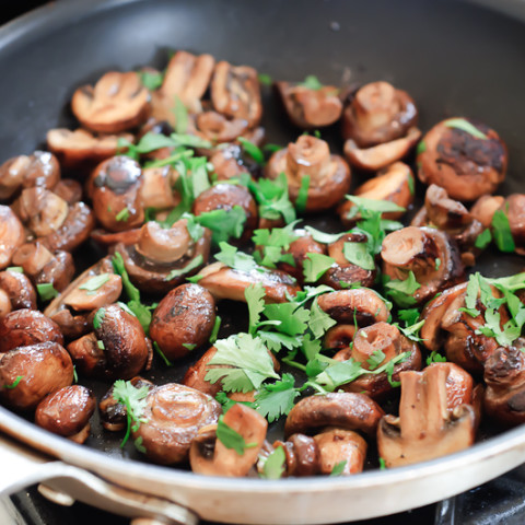 Sha-Boom-Boom Mushrooms
