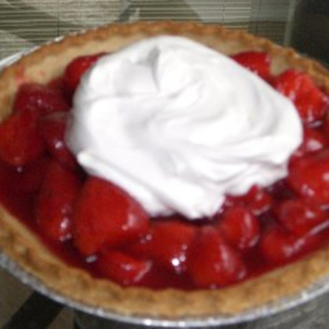 Shoneys Strawberry Pie