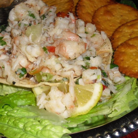 Shrimp ceviche from panama forumfinder Image collections