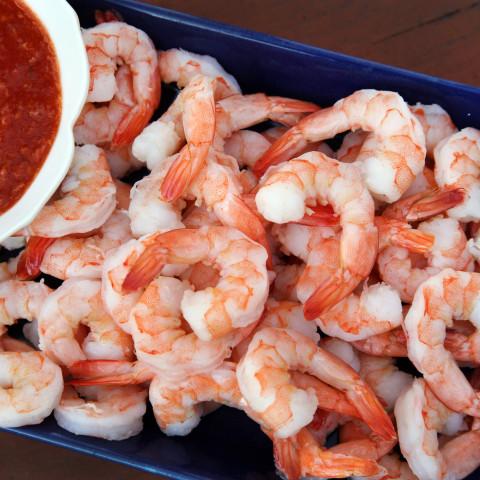 Shrimp Cocktail Boil
