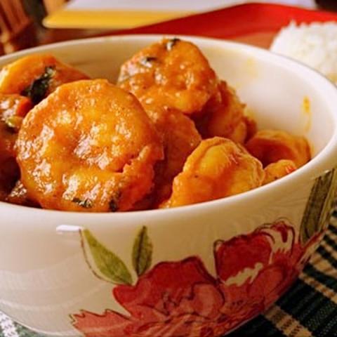 Shrimp Curry / Prawn Curry