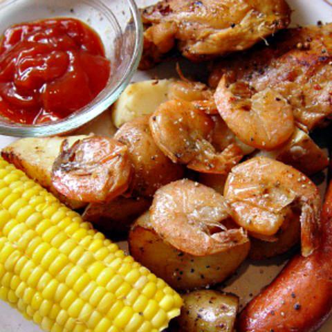 Shrimp Low Country Boil Recipe