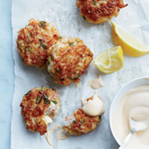 Shrimp Cakes