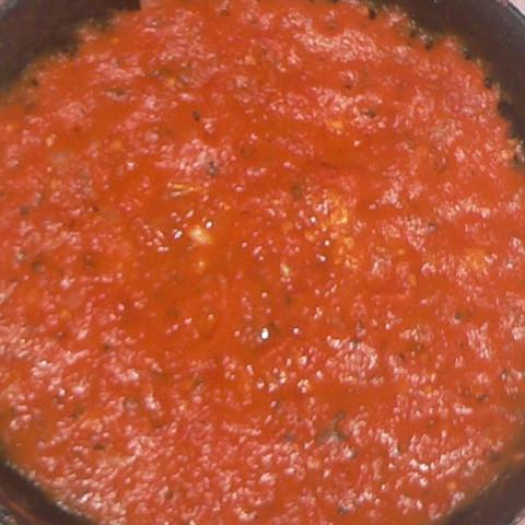 Sicilian Sauce for Pizza