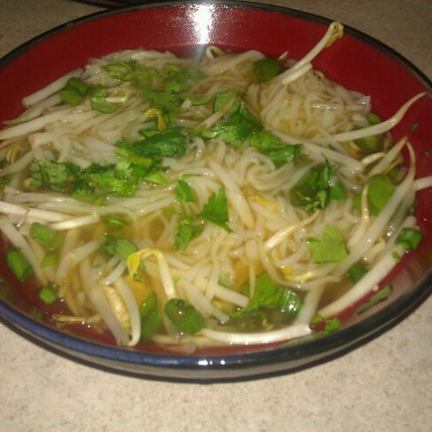 Simple and Tasty Asian Soup