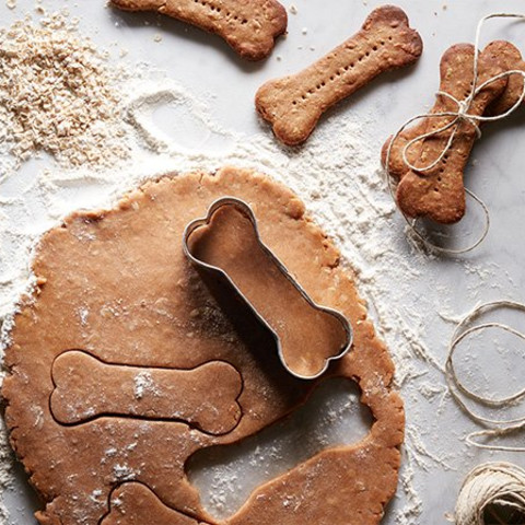 Simple Dog Biscuit