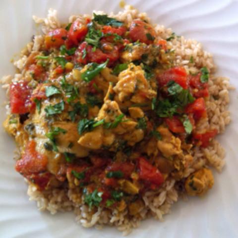 Sindhi Chicken Curry