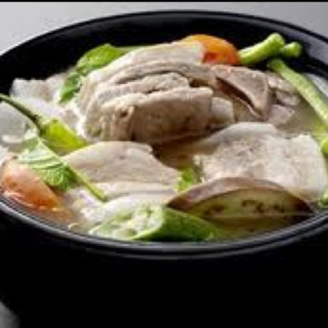 Sinigang Na Baboy Pork In Sour Broth