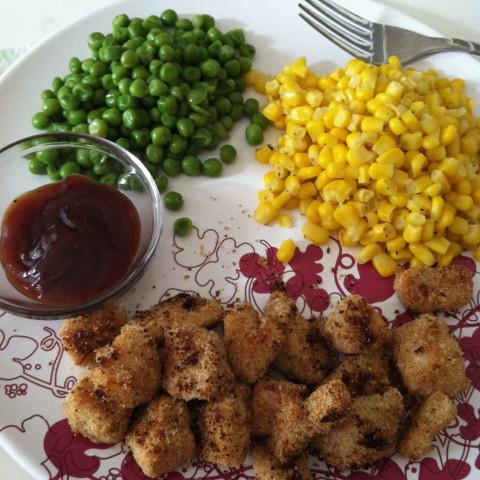 Skinnytaste Healthy Baked Chicken Nuggets