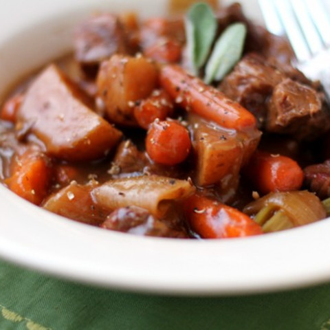 Slow Cooker Lazy Day Stew