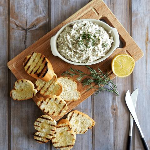 Smoked Mackerel Pate with Horseradish Recipe