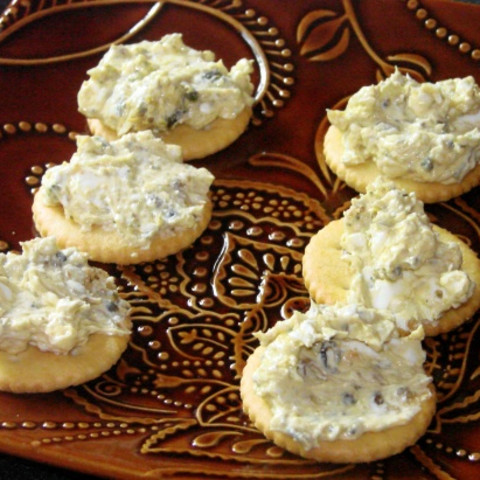 Smoked Mussel Spread