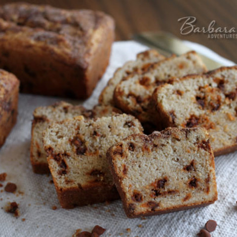 Snickerdoodle Bread