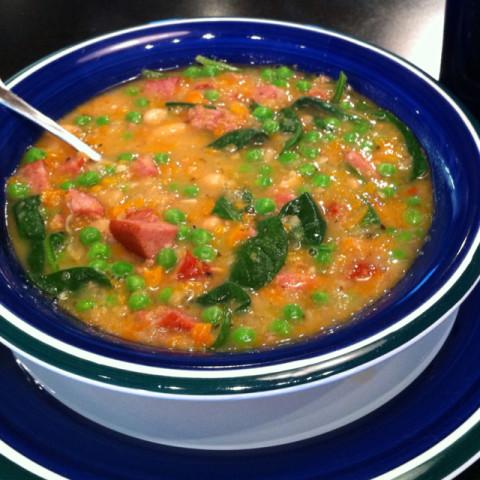 Soup: North Woods Bean Soup