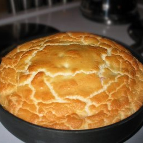 Sour Cream Oven Omelet