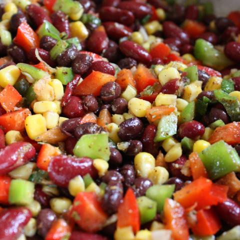 Southwestern Black Beans