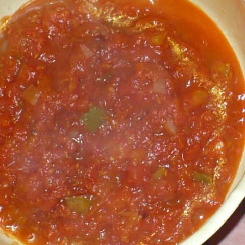 Spanish Sauce